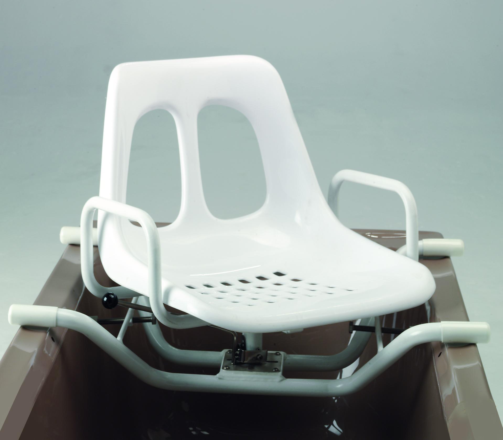 Rotating Bath Seat - Careful Mobility