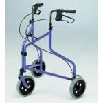 Triwheel walker